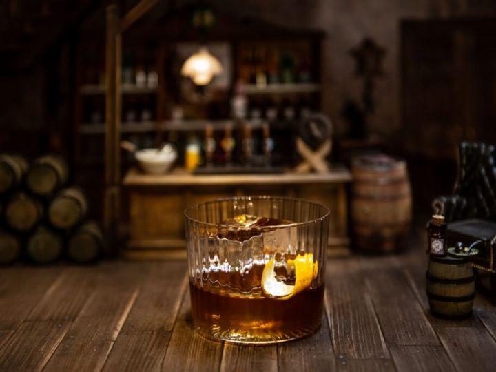 Cocktail Wild Monkey Inn