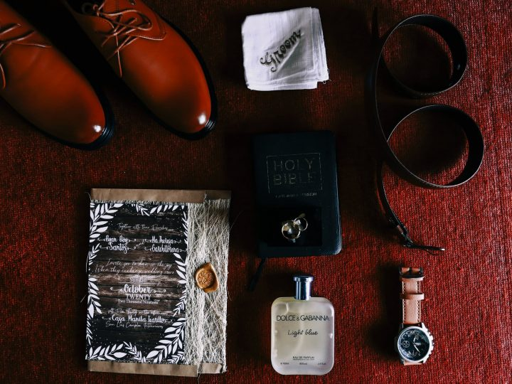 Conseils pour offrir un parfum à un homme