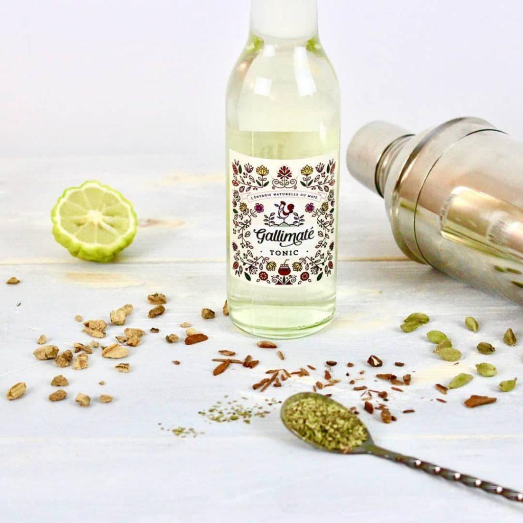 Gallimaté, la boisson énergisante saine