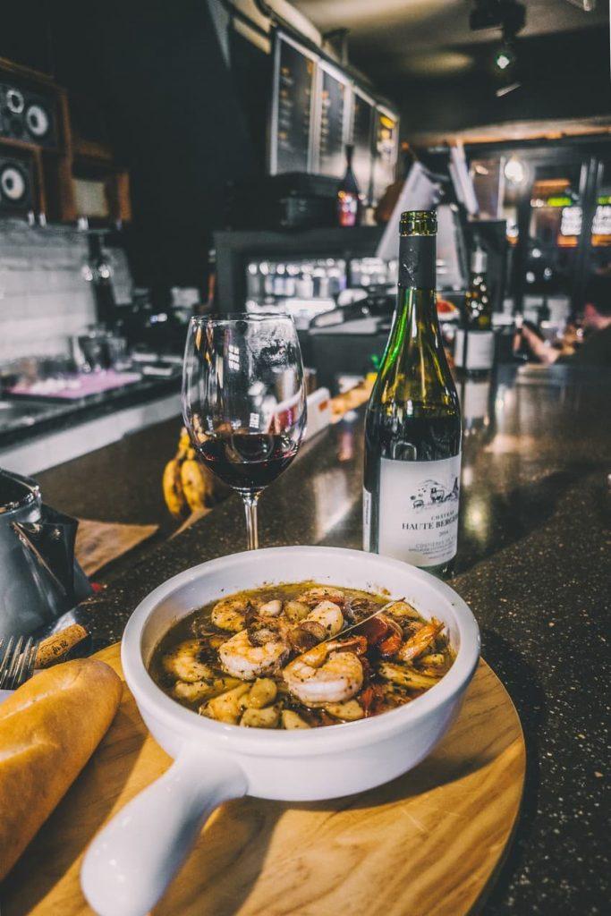 choisir son vin au restaurant