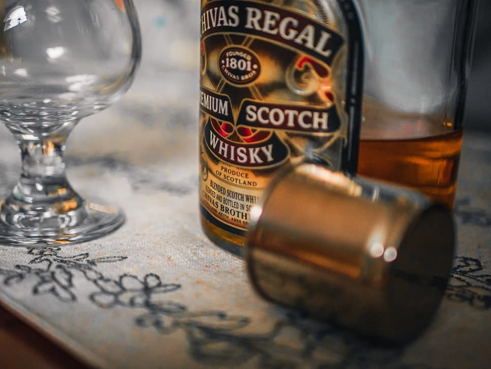 Le blended whisky moins bon qu'un single malt