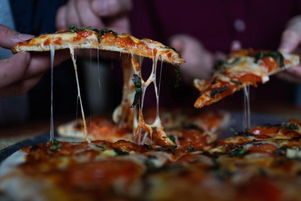 Ingrédients pour pizza